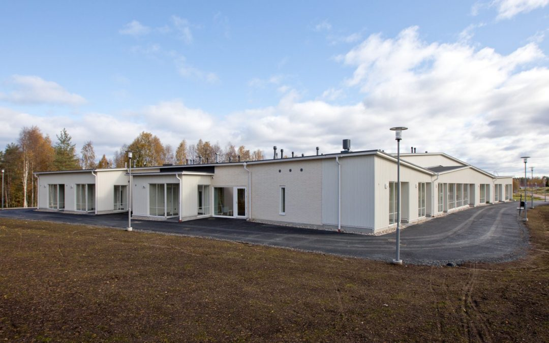 Koivuojankadun asuntoihin muutettiin syyskuussa 2020
